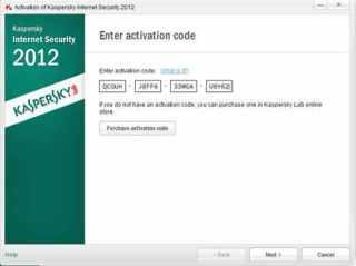 Kaspersky Internet Security 2012 License key, Serial Number, Activation Code