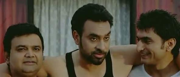 Screen Shot Of Desi Romeos (2012) Punjabi Movie 350MB Short Size PC Movie