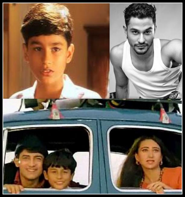 ... Who are Grown up and become famous (Childhood Photos of Indian Actors
